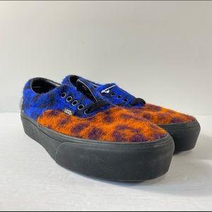 Vans Era Platform Mix Leopard Sneakers